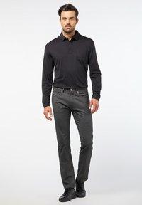 Pierre Cardin - Straight leg jeans - grey - 1