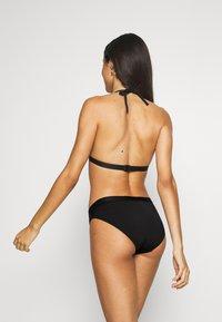 Tommy Hilfiger - CORE SOLID LOGO CLASSIC - Bikini bottoms - black - 2