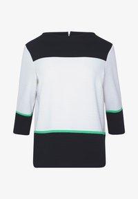 comma casual identity - Sweatshirt - white knit - 4