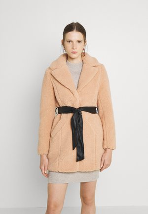 VMDONNALOUI COAT - Winter coat - mahogany rose