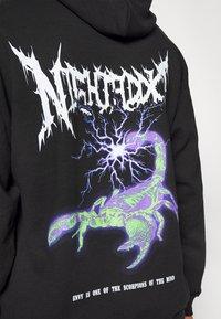 Night Addict - CORP - Sweatshirt - black - 4