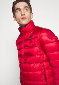 Blauer - GIUBBINI CORTI  - Down jacket - dark red - 5