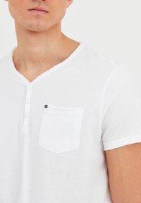 Blend - T-shirt - bas - bright white - 3