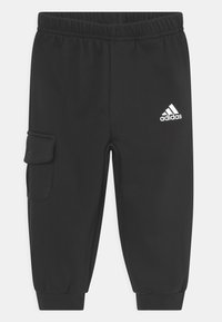 adidas Performance - SET UNISEX - Trainingspak - black/white bottom - 2