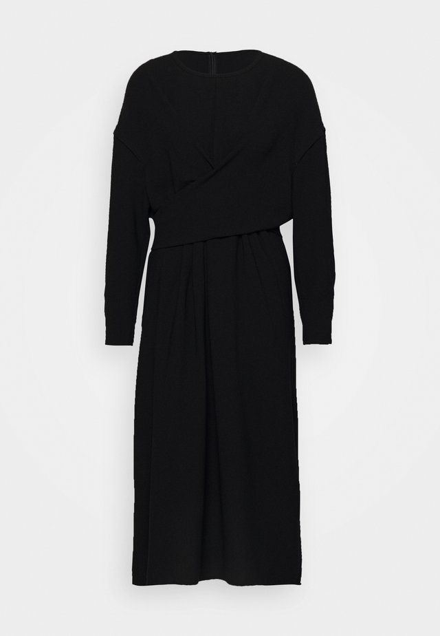 GLEDE - Długa sukienka - black