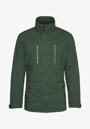 Light jacket - bottle green