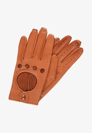 YOUNG DRIVER - Gloves - saddlebrown