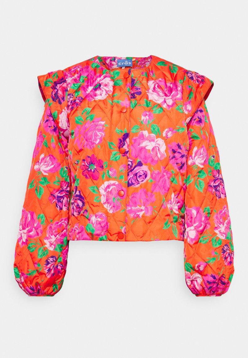 Cras - MILLACRAS JACKET - Summer jacket - flower jam