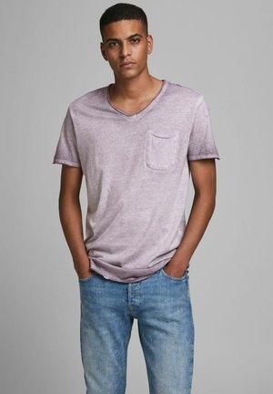 T-shirt basic - moonscape