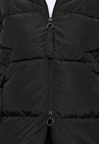 ONLY Petite - ONLMONICA PLAIN LONG PUFFER COAT - Vinterkåpe / -frakk - black - 5