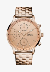 s.Oliver - Chronograph watch - rosé - 1