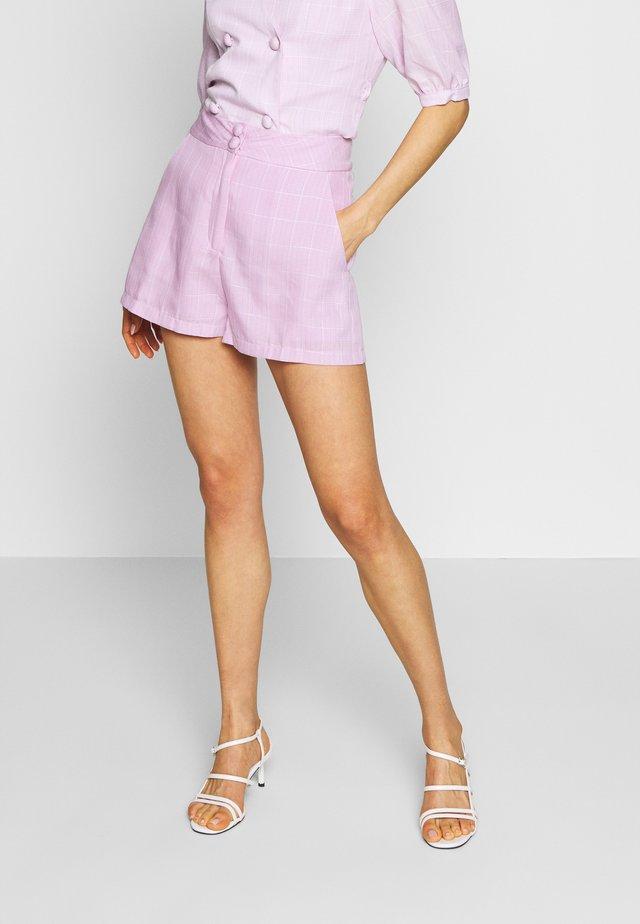 BABBY - Shorts - pink