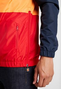 Ellesse - MONTE LEONE - Windbreaker - navy/orange/red - 3