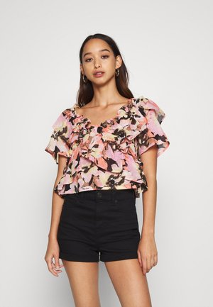 ROCKI BLOUSE - Bluser - multi-coloured