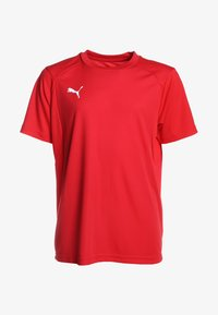 Puma - Pelipaita - red/white - 0