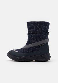 Superfit - GLACIER - Winter boots - blau/grau - 0