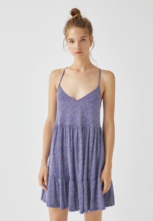 Day dress - light blue