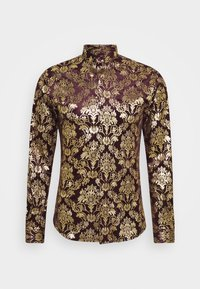 Twisted Tailor - HOLLAND - Chemise - wine - 5