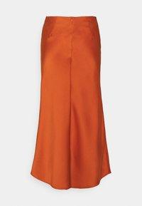 Glamorous Petite - MIDI SKIRT - Pencil skirt - rust - 1
