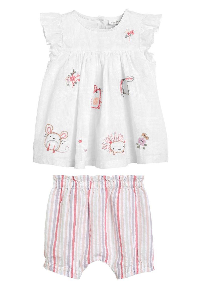 Next - SET - Shorts - off-white
