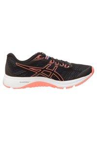 ASICS - GT-1000 8 - Zapatillas de running neutras - black/sun coral - 6