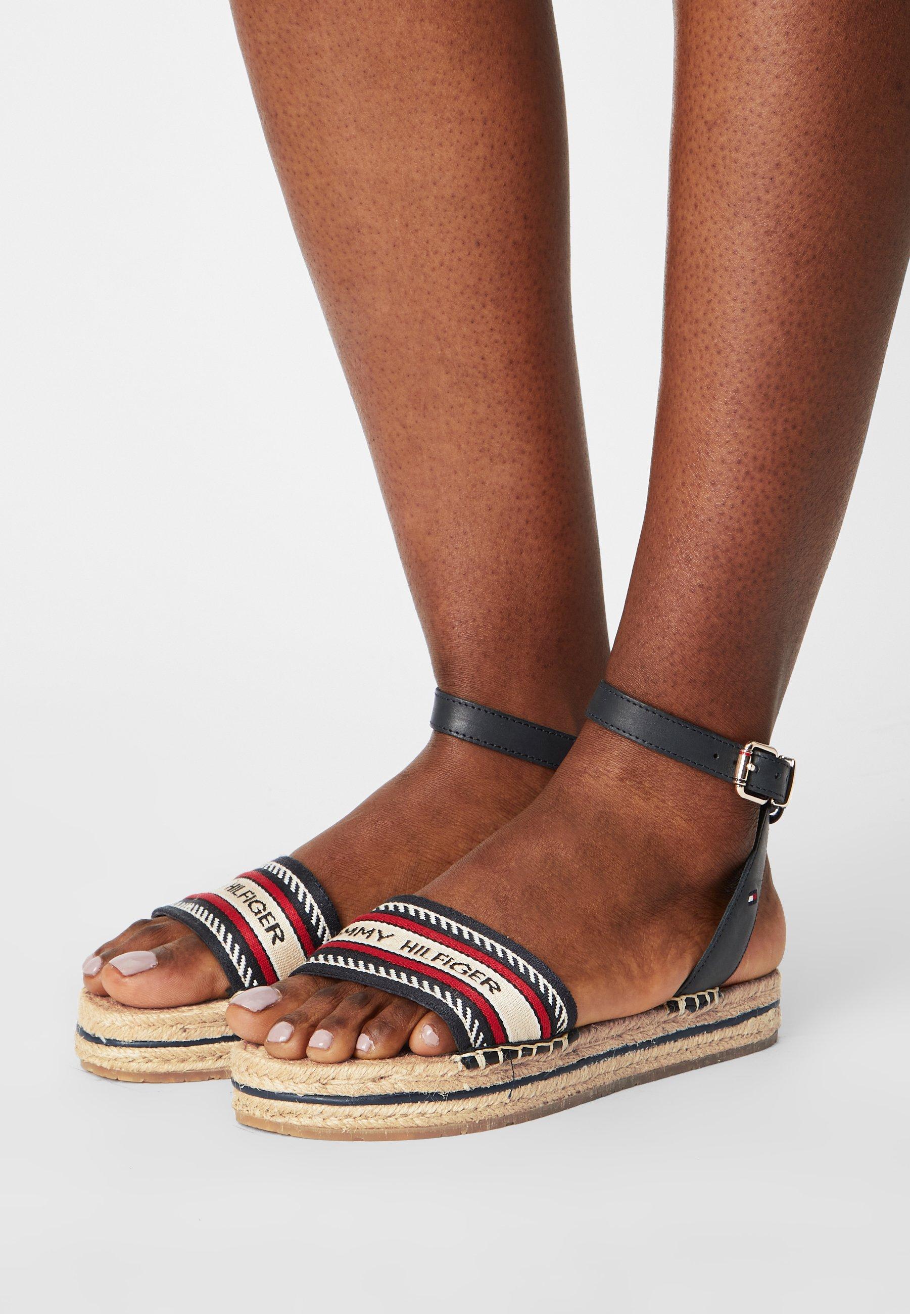 Women ARTISANAL FLATFORM - Sandals