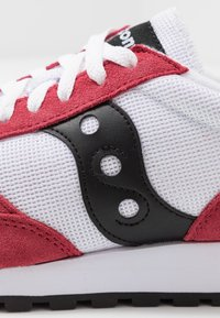 Saucony - JAZZ ORIGINAL VINTAGE - Sneaker low - white/red/black - 6