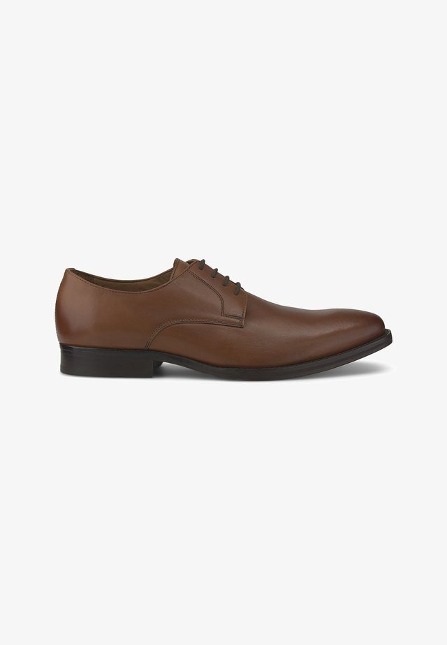 Smart lace-ups - dunkelbraun