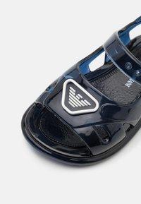 Emporio Armani - Sandalias - dark blue - 5