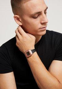 Casio - Digital watch - rose gold-coloured - 0