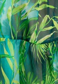 Versace - DRESS JUNGLE CAPSULE - Day dress - verde - 2