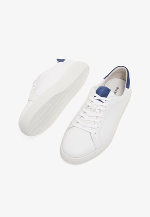 Trainers - white, blue