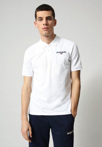 E-ICE - Polo shirt - bright white