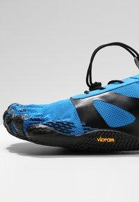 Vibram Fivefingers - KSO EVO - Obuwie do biegania neutralne - blue/black - 5