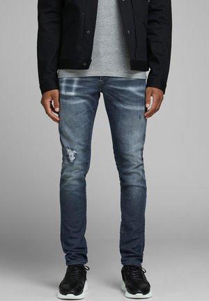 GLENN ICON  - Slim fit jeans - blue denim