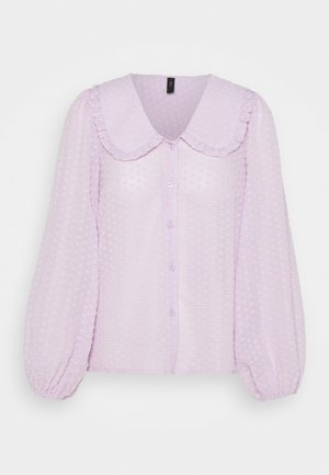 YASMINNIE - Skjorte - lavender fog