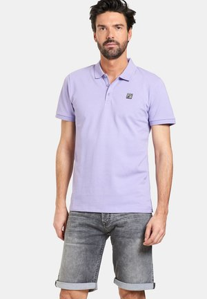 TORRE POLO - Poloshirt - purple