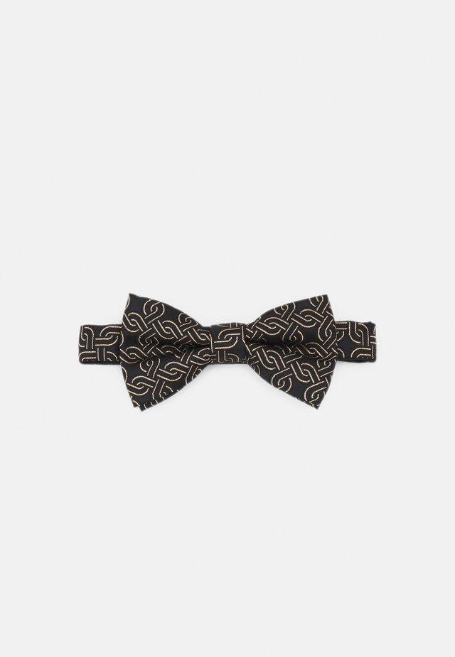 AINSLEY BOWTIE - Motýlek - black/gold