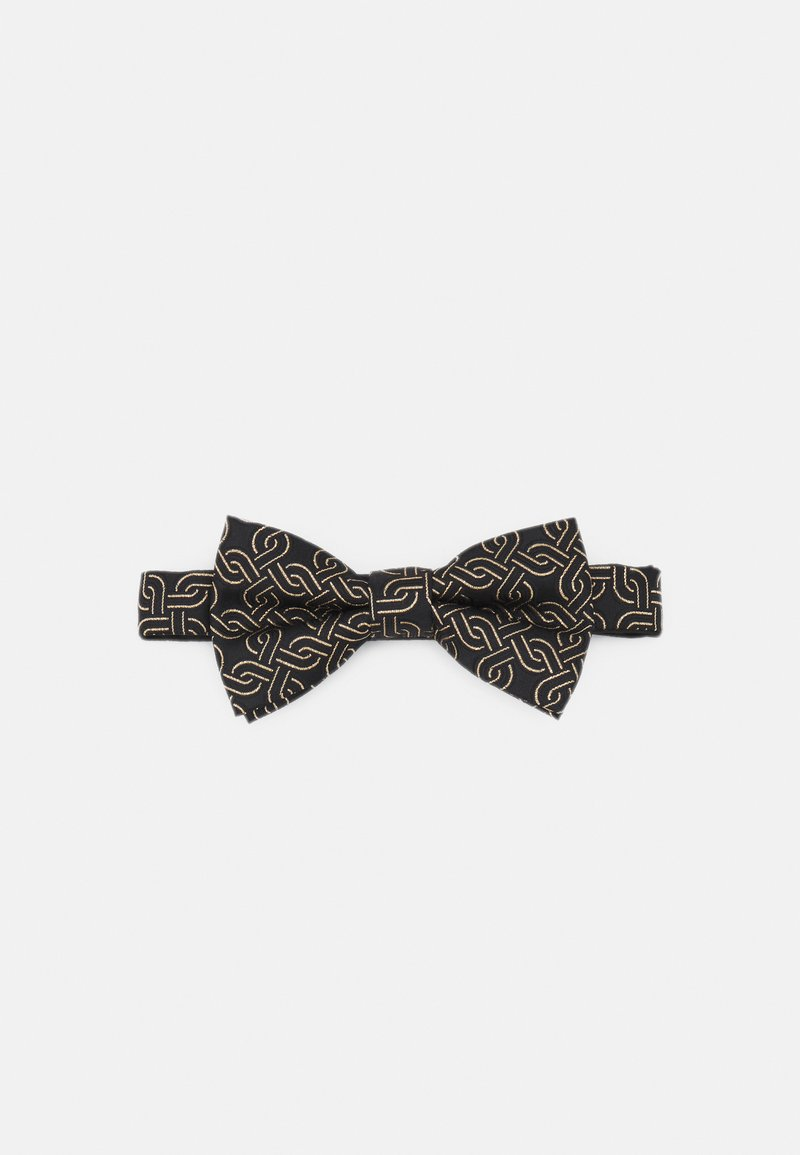 Twisted Tailor - AINSLEY BOWTIE - Motýlek - black/gold