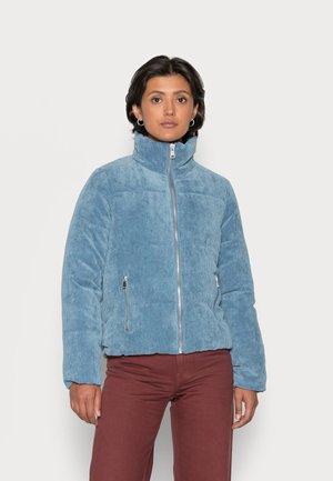 NEWLEXA  CORDUR  - Light jacket - captains blue