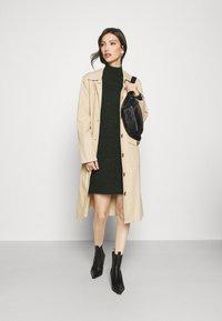 ONLY - ONLMEKIA DRESS  - Strikket kjole - rosin melange - 1