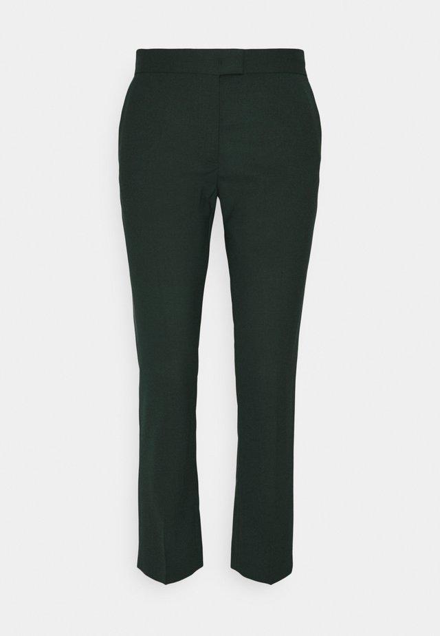 WOMENS TROUSERS - Pantaloni - grün