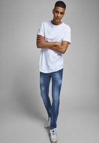Jack & Jones - SLIM FIT JEANS GLENN FOX BL 925 - Jeans slim fit - blue denim - 1