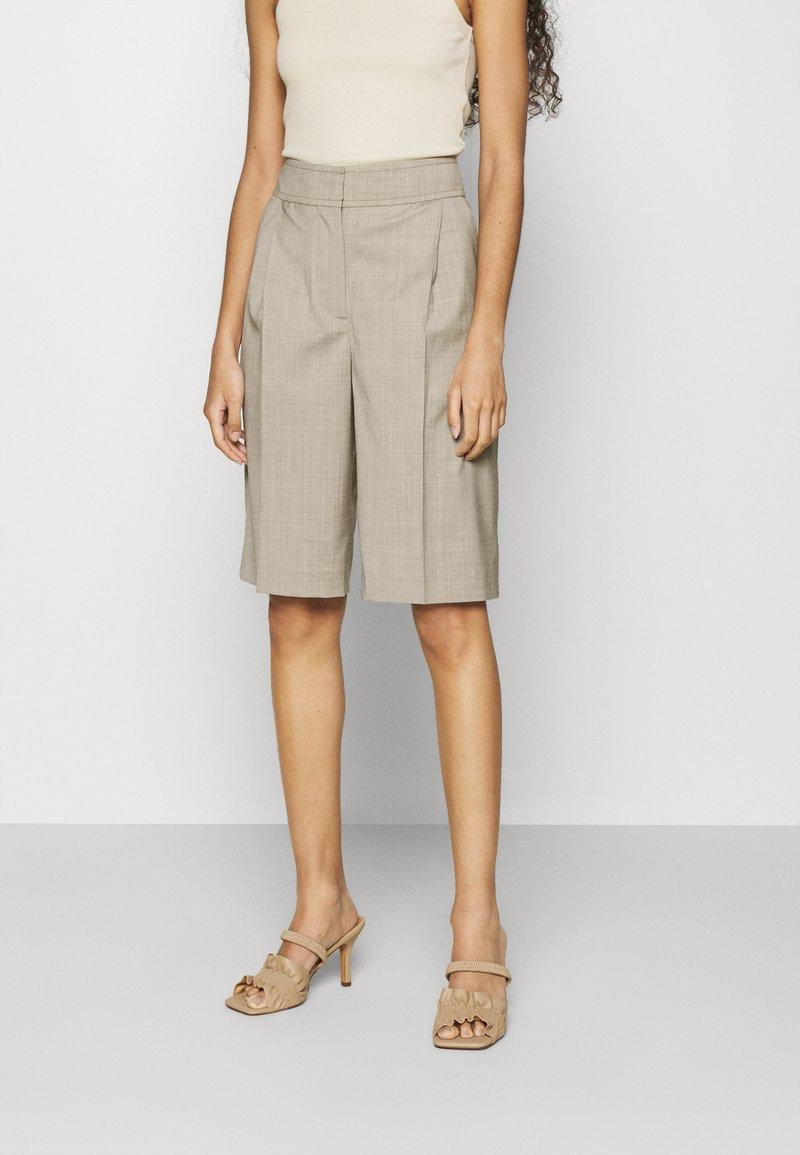 ARKET - Shorts - oat melange