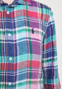 Polo Ralph Lauren - PLAID - Button-down blouse - pink/blue - 6
