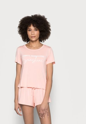 LUCY SHORT SET  - Pyjamas - pink