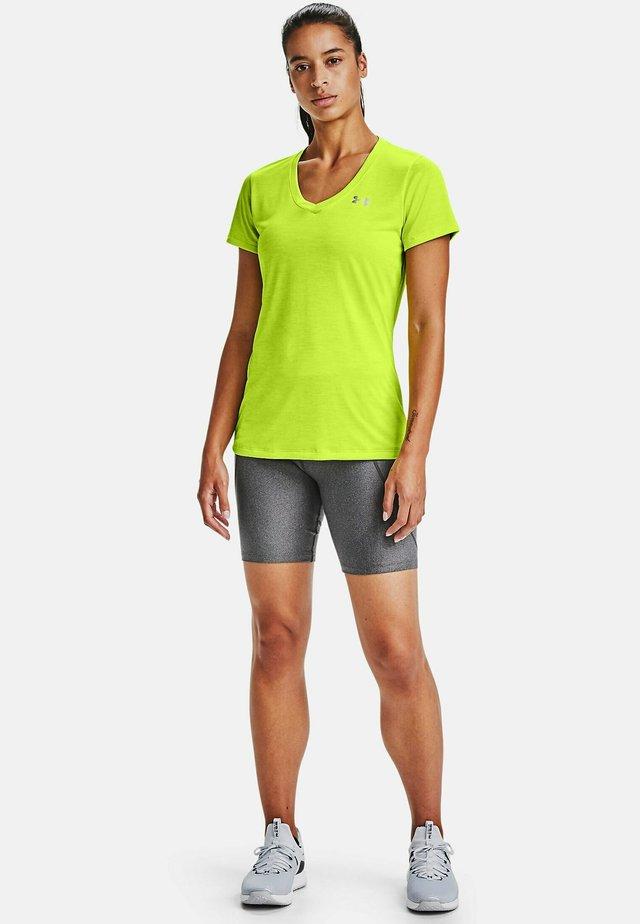 TECH TWIST - Sportshirt - green citrine