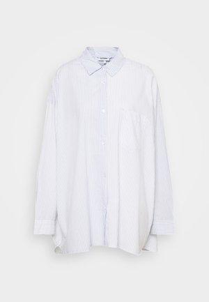 RIVIERA OVERSIZED  - Skjorte - blue/white