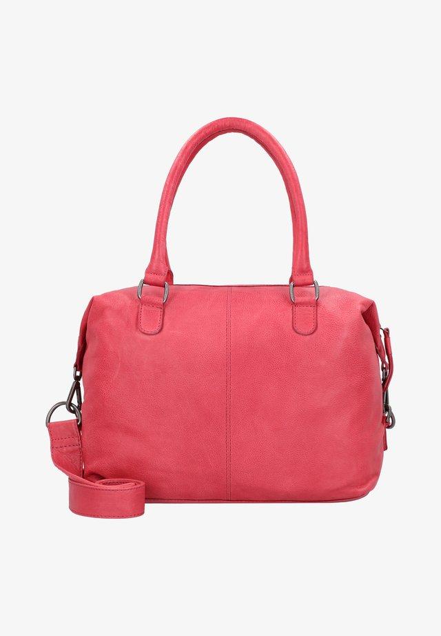 Handbag - dark pink