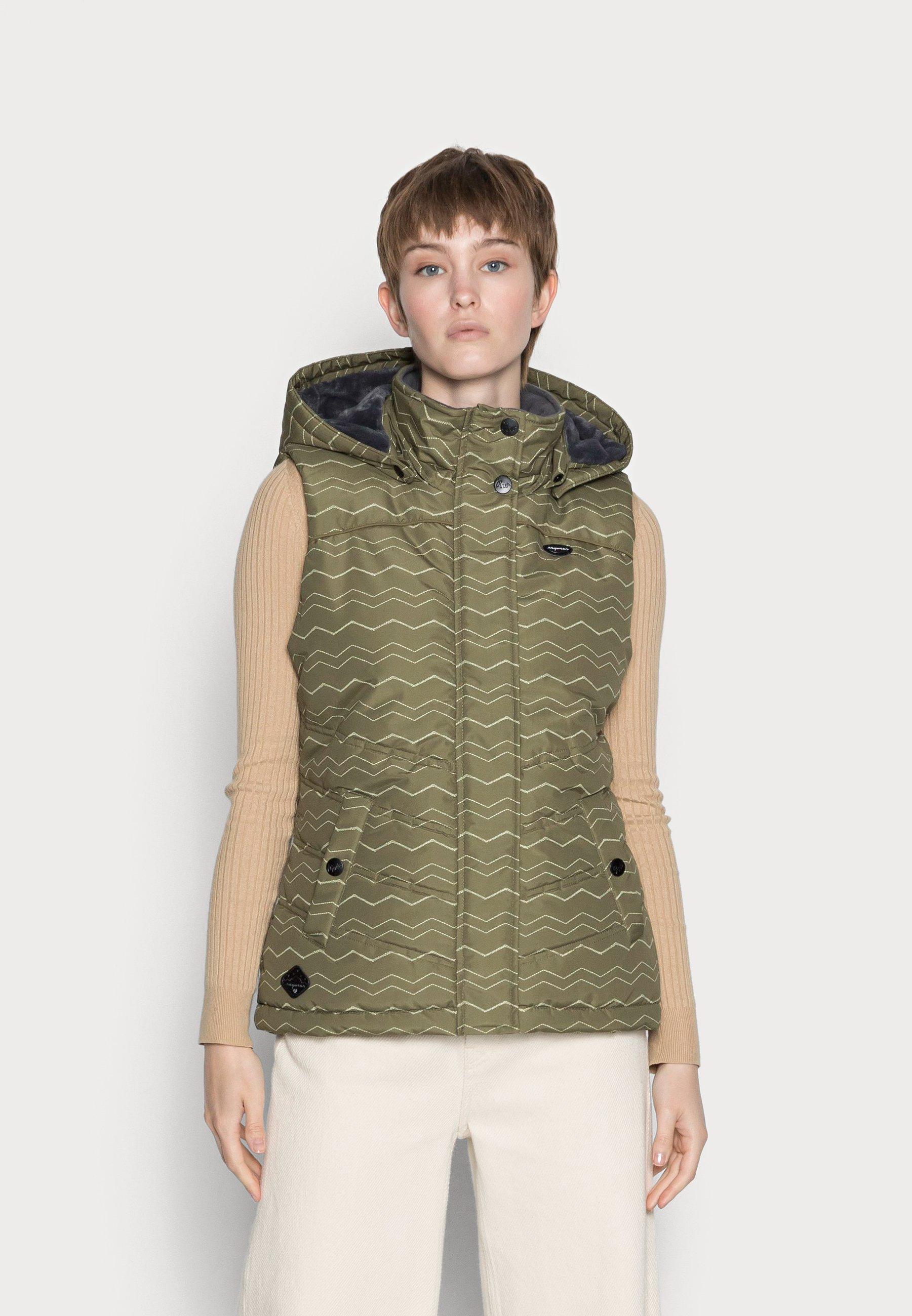 Women HESTY CHEVRON - Waistcoat